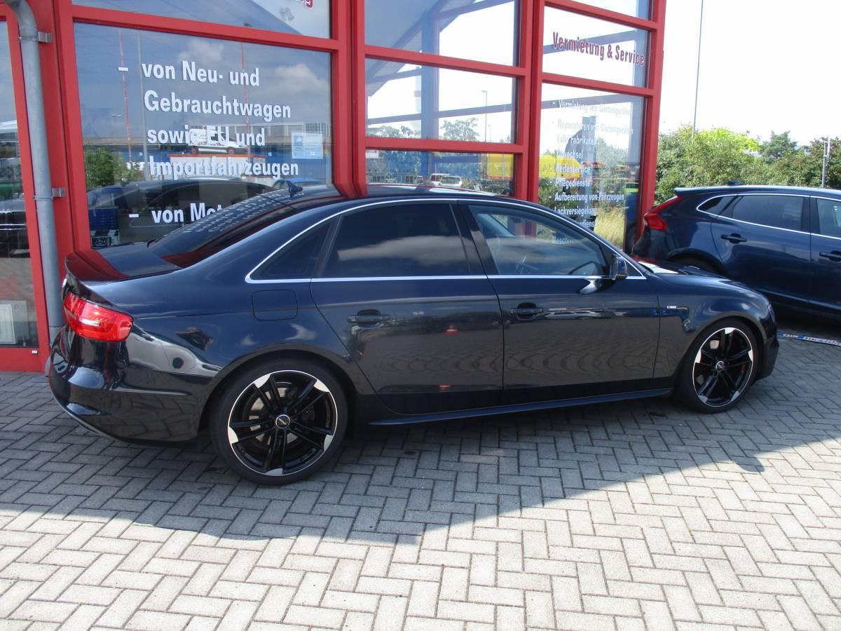 Audi A4 Lim.Sline Standheizung