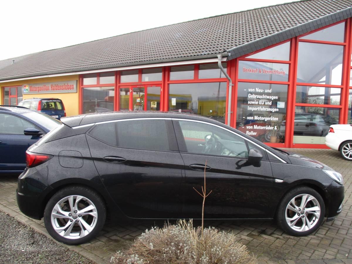 Opel Astra Lim.Dynamic