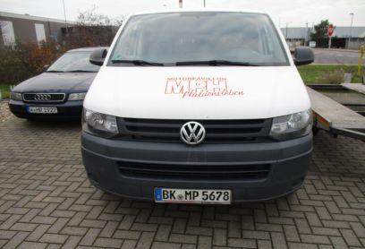 VW T5 Transporter Kasten