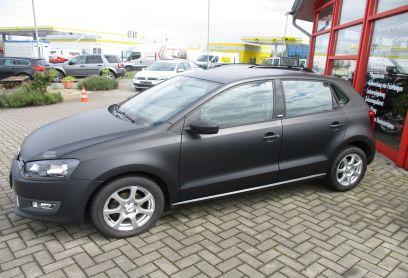 Volkswagen Polo 5 Türer MATT -FOLIERT